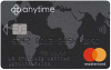 anytime carte bancaire