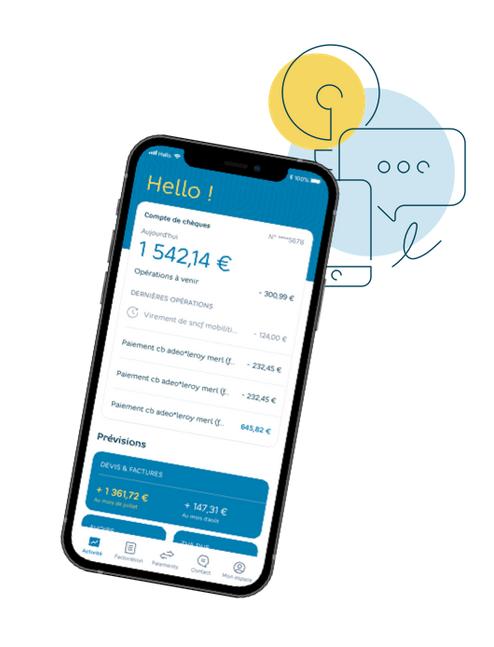 hellobankpro application